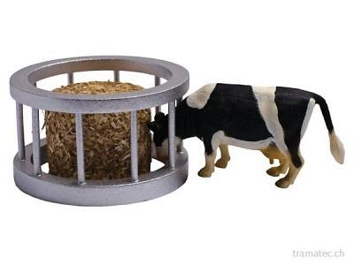 Kids Globe Futterset mit Kuh