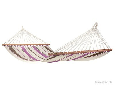 La Siesta Stabhängematte Caribena violett