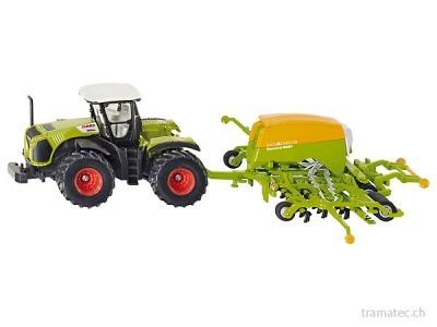 SIKU 1826 Traktor mit S