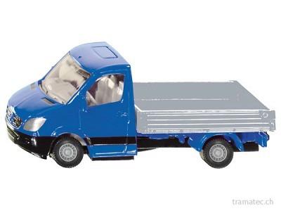 SIKU 1424 Transporter mit Pritsche
