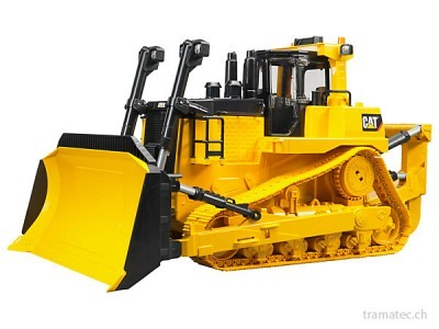 Bruder CAT grosser Kettendozer - 02452