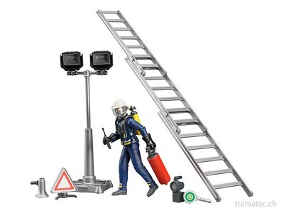 Bruder Figurenset Feuerwehr - 62700