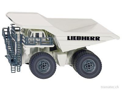 SIKU 1807 Liebherr Muldenkipper T264
