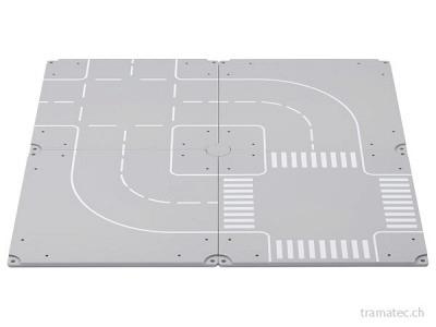 SIKU 5598 Zubehörpackung Kreuzungen und Kurven