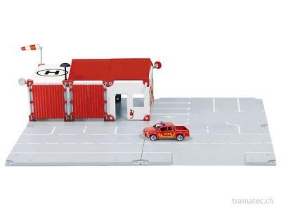 SIKU 5502 Themenpackung Feuerwehr