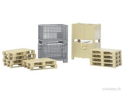 Bruder bworld Logistik-Set - 02415