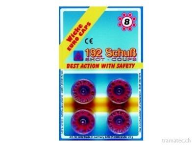 Fasnacht 8-Schuss Kunststoff-Ring