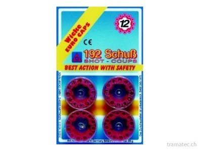 Fasnacht 12-Schuss Kunststoff-Ring