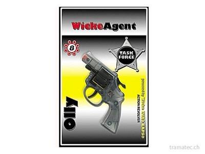 Fasnacht Pistole Olly 8-Schuss