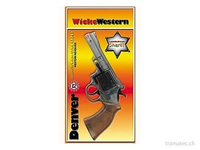 Fasnacht Pistole Denver 12-Schuss
