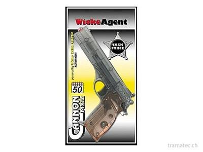 Fasnacht Pistole Cannon MX2 50-Schuss