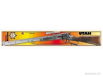 Fasnacht Gewehr Utah 12-Schuss 65cm