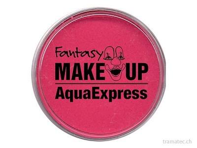 Fasnacht Aqua Expres Schminke pink 15gr