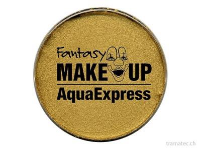Fasnacht Aqua Express Schminke gold
