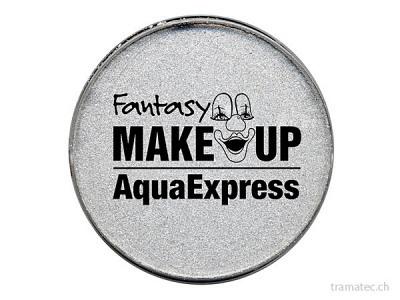 Fasnacht Aqua Express Schminke silver