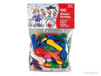 Everts/Riethmüller 100 Wasserballone Polybeutel
