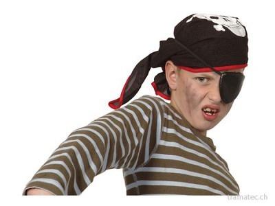 Fasnacht Bandana *Thomas* Pirat