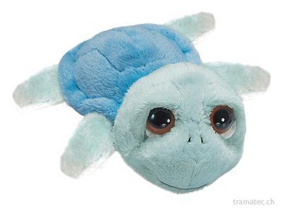 Suki Peepers Schildkröte blau S 15cm