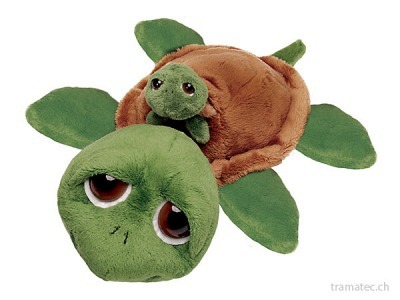 Suki Peepers Schildkröte +Baby 30cm