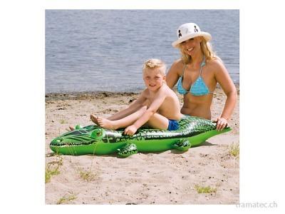 Happy People Schwimmtier Krokodil 145cm