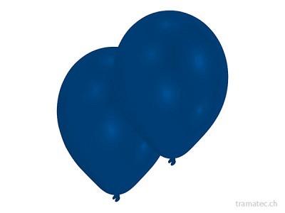 Amscan/Riethmüller 10 Ballone 27.5cm royalblau