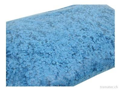 Fasnacht Konfetti 10kg blau