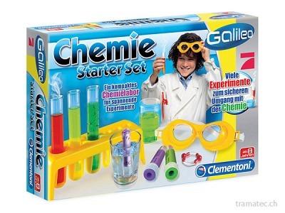 Clementoni Chemie Starter Set