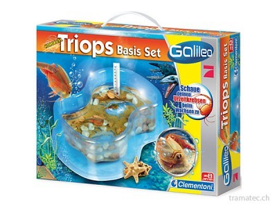 Clementoni Basis Set Triops, Galileo