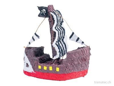 Amscan/Riethmüller Pinata Piratenschiff