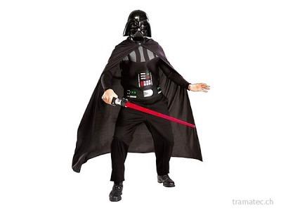 Fasnacht Kostüm-Set Darth Vader Gr. 48-52