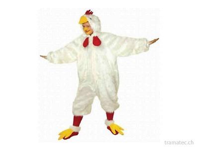 Fasnacht Huhn Einheitsgrösse