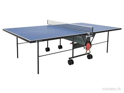 Sponeta Outdoor Tischtennistisch blau
