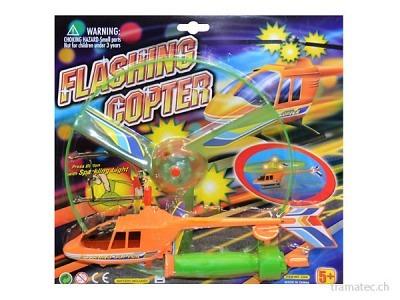 Flashing Helikopter Set