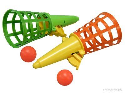 Ballfangspiel 18.5cm 4tlg.