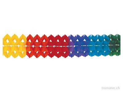 Riethmüller Girlande Regenbogen 10m