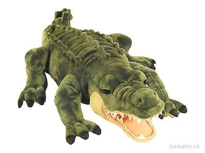 Keel Krokodil 45cm