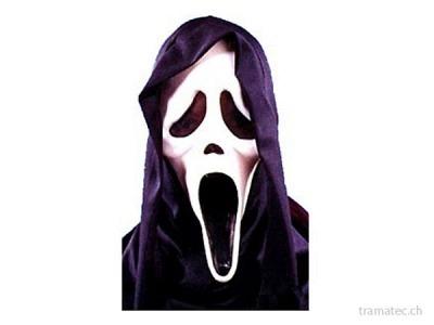 Fasnacht Maske Geist