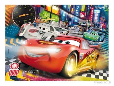 Clementoni Puzzle 3D Cars 2  104 teilig