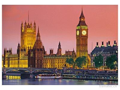 Clementoni Puzzle London 500 teilig