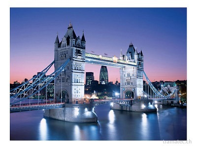 Clementoni Puzzle 3000 Tower Bridge