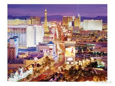Clementoni Puzzle Las Vegas 6000 tlg
