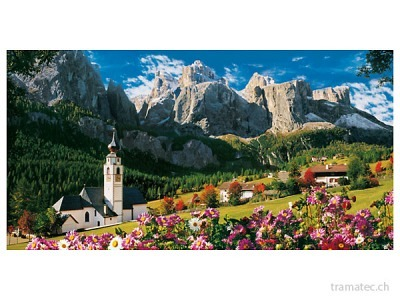 Clementoni Puzzle Dolomiten 13200 tlg.
