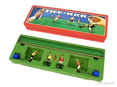 Tipp Kick Retro Spiel 85 Jahre