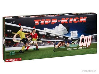 Tipp Kick Cup mit Bande