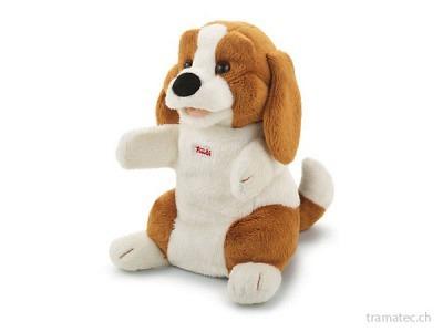 Trudi Handpuppe Beagle 25cm