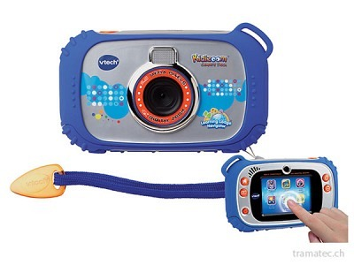 vtech Kidizoom Touch bleu 9 in 1
