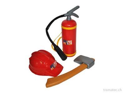 Fasnacht Feuerwehr-Set