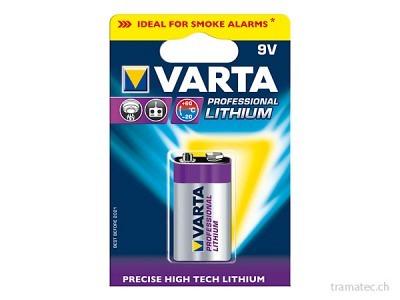 Batterie VARTA Lithium 9V E-Block