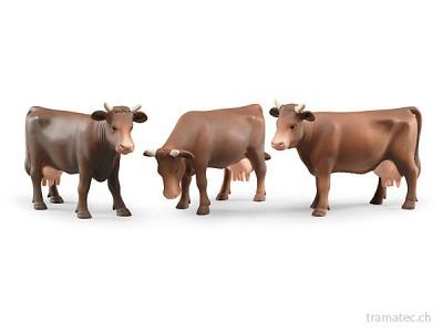 Bruder Kuh braun