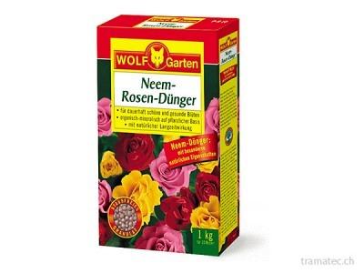 WOLF Neem Rosen-Dünger P-R 10_1